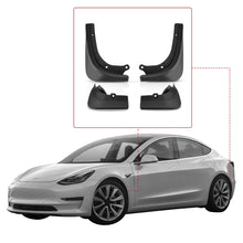 Load image into Gallery viewer, Mud Flaps Splash Guards for Tesla Model 3 2017-2019