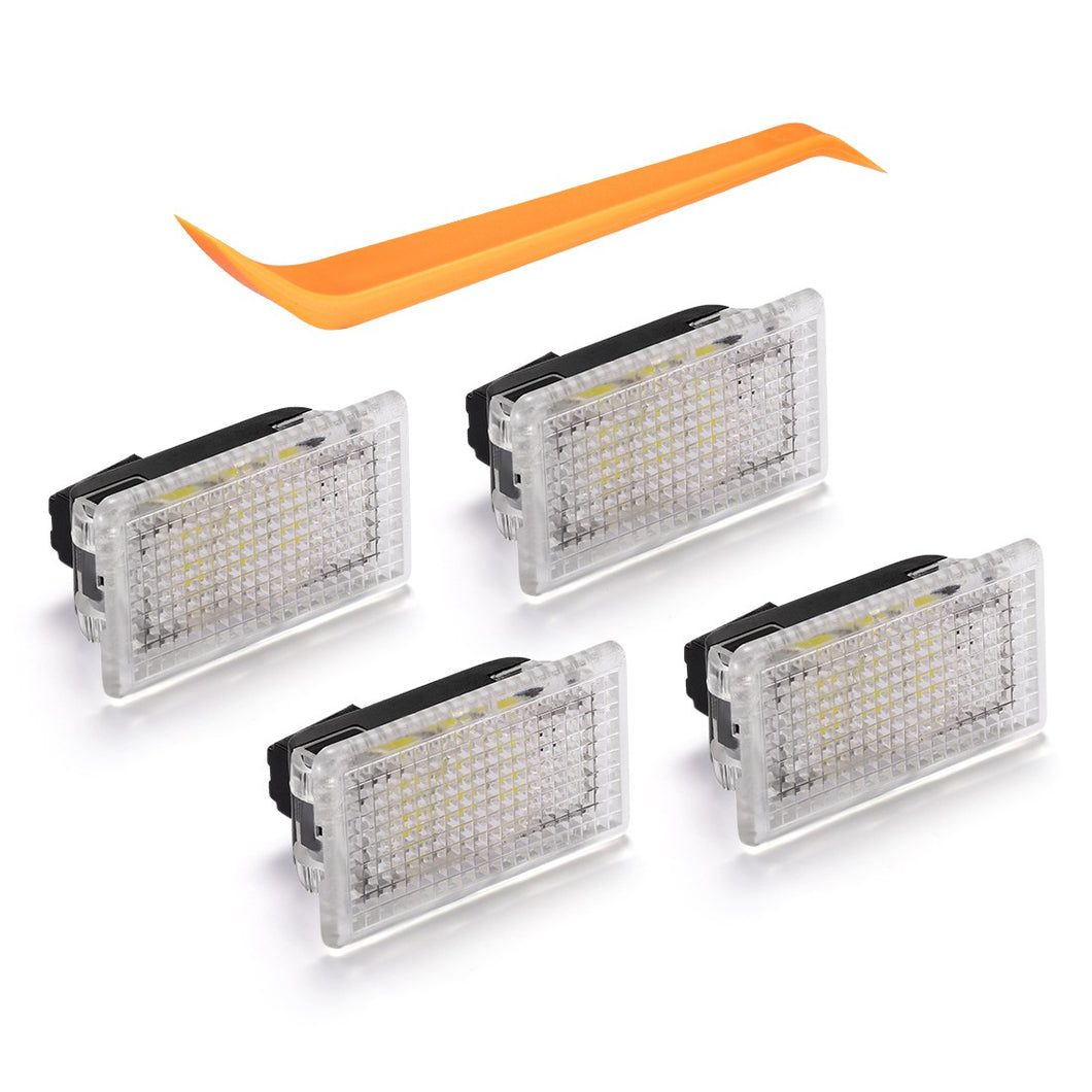 LED Lighting Upgrade Kit for Tesla Model 3 & Tesla Model Y(4 PCS)