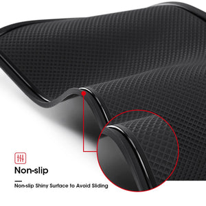 Cup and Center Console Liners for Tesla Model 3