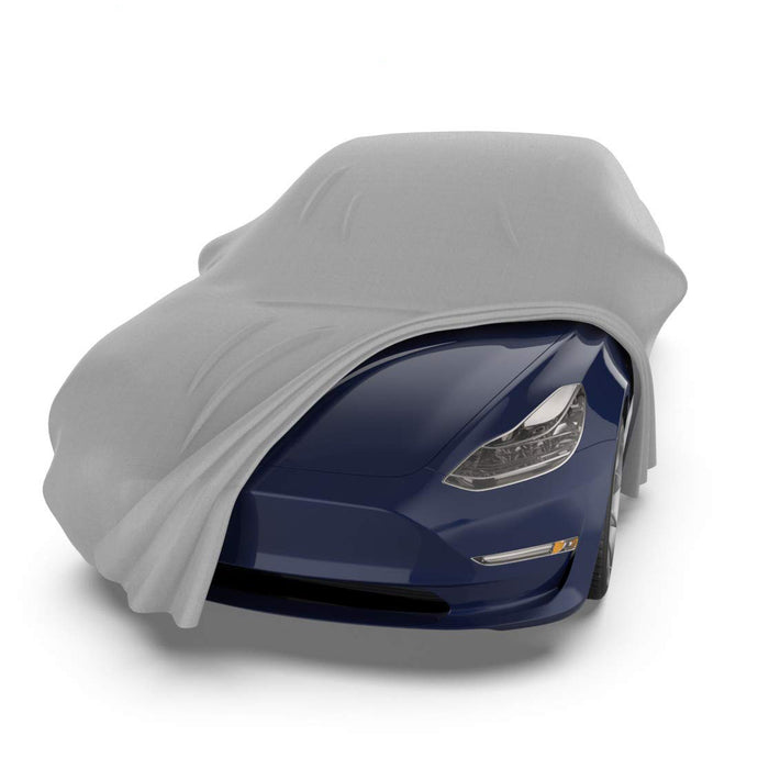 Waterproof Windproof UV Protection Car Covers For Tesla Model 3 - Available only in Canada