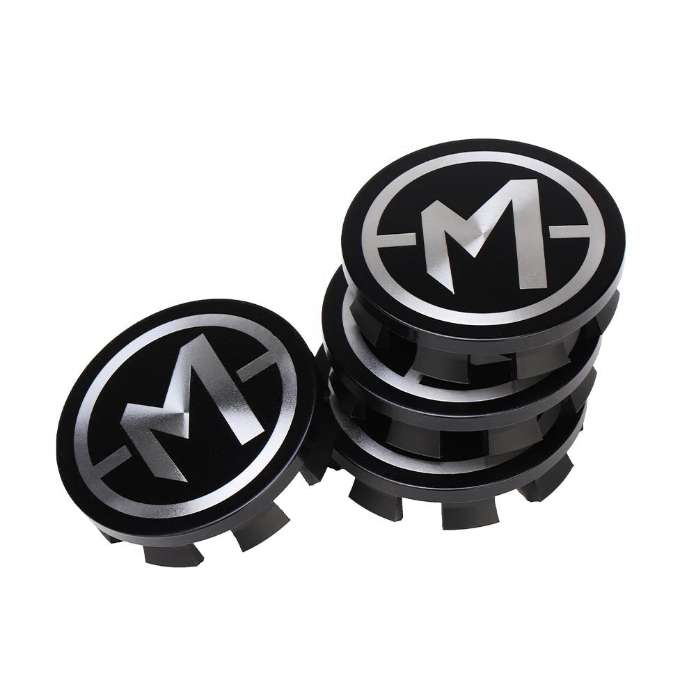 Wheel Hub Center Caps & Nut Protector Caps for Tesla Model 3 - AVAILABLE IN THE US