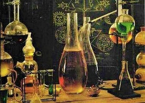 The History of Potion Making