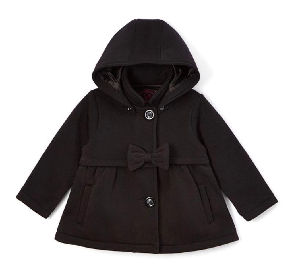 Pea Coat (Black)