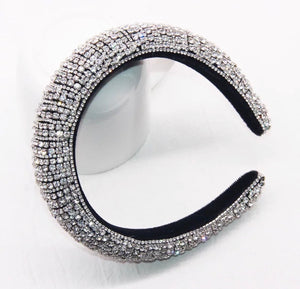 Chunky Jeweled - Silver