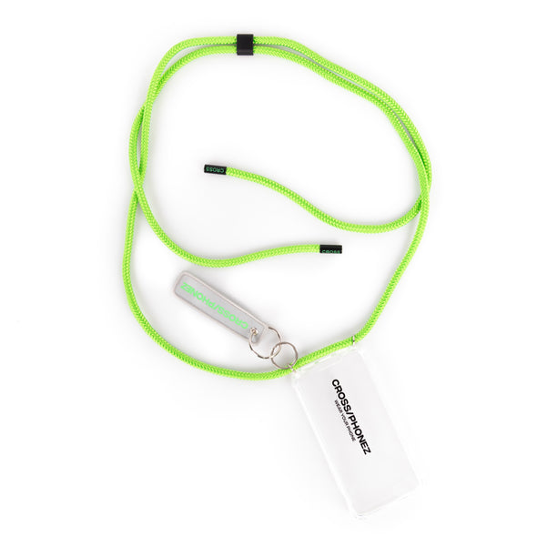CROSSPHONE NEON GREEN