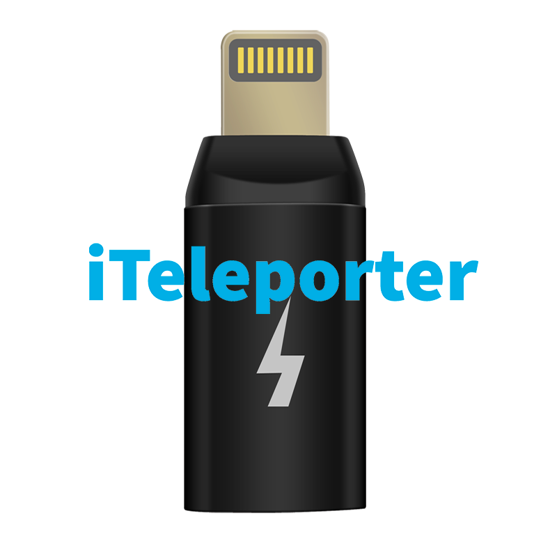 Double Location Mini V2 | 2-in-1 | iTeleporter GPS Spoofing + Lightning Charging Port