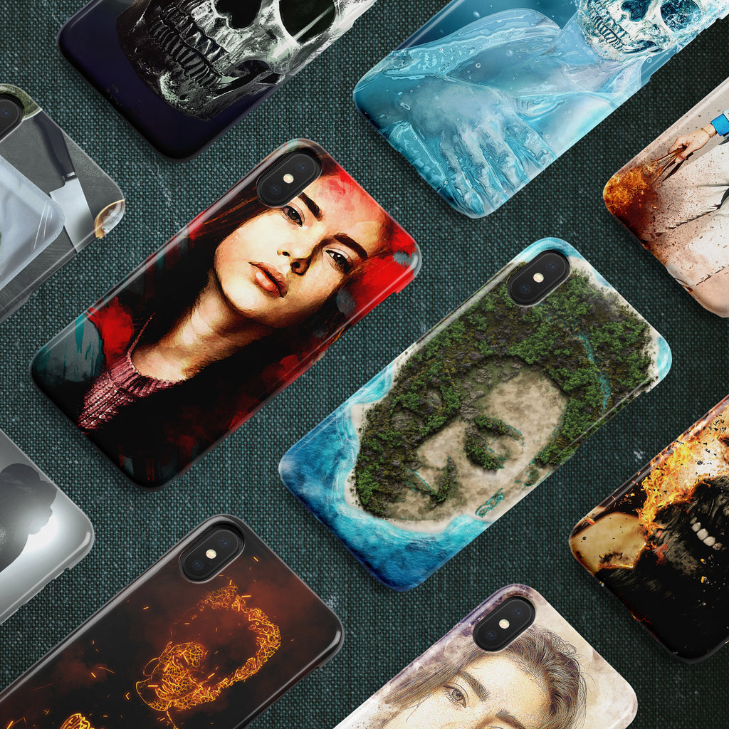 Custom Designed Phone Cases
