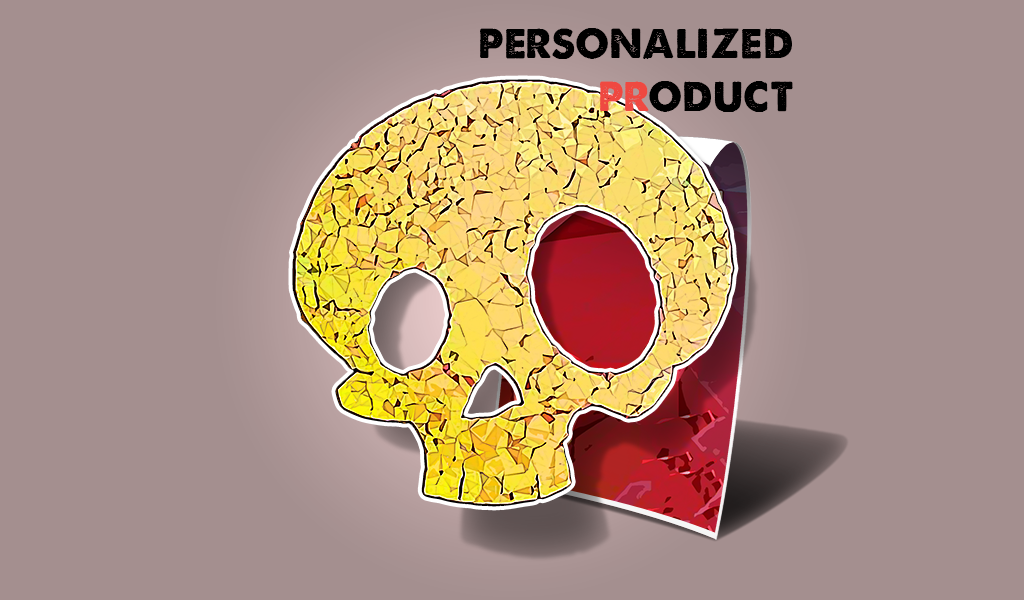 Neoskull Personolized Products