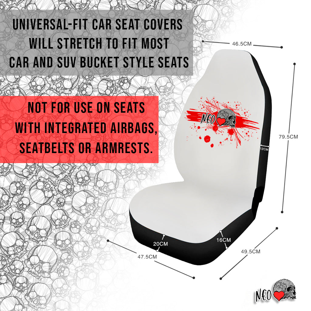 car seat cover size chart neoskull car accessories
