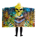 Eternal Overseer Hooded Blanket - NeoSkull