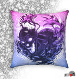 Demon Apparition Square Pillow - NeoSkull