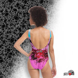Dragon Cross One-piece Swimsuit - NeoSkull