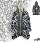 Tattoo Master Dream Hooded Cloak - NeoSkull