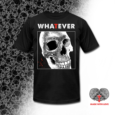 Skull Whatever Graphic Unisex T-Shirt - NeoSkull