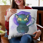 Witch's Cat Pillow - NeoSkull