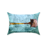 Modded Shovel Post Apocalyptic Pillow, Pillow Fight Heroes - NeoSkull