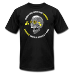 When Life Gives You Lemons Punk Style T-Shirt - NeoSkull
