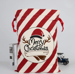 Extra large Personalized  Christmas Sacks