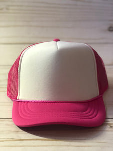 Kids Trucker Hats