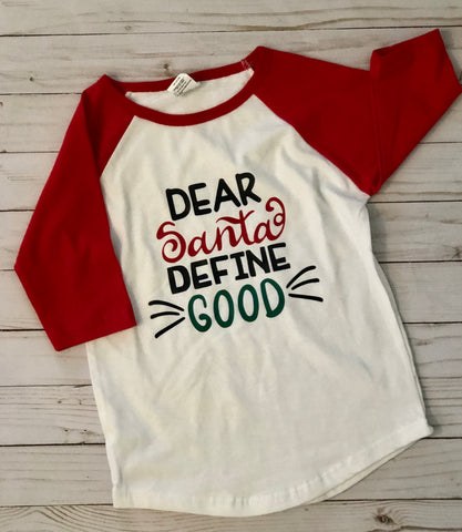 Toddler Christmas Tee