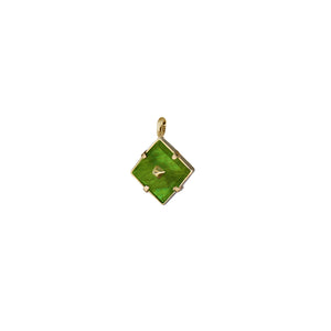 Mini Squared Pin Pendant
