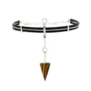 Triangular Choker