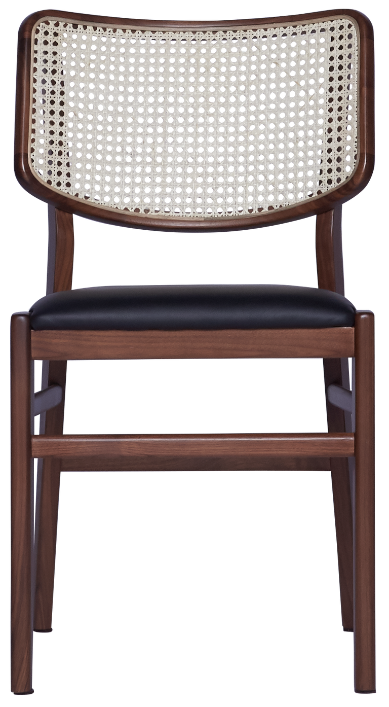 Hd Buttercup Cane Dining Chair
