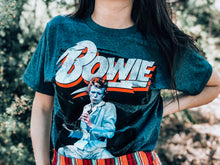 Load image into Gallery viewer, David Bowie Graphic Tee
