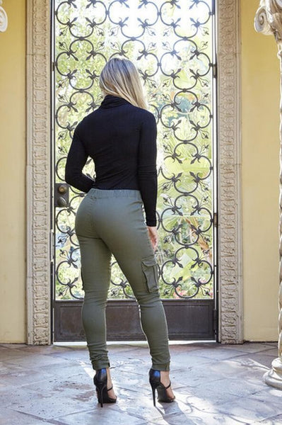 Elastic Sexy Skinny Pencil Leggings