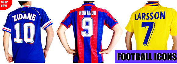 cheap for discount 3694a 9ac42 Classic Football Kits | retro soccer jerseys, – the ...