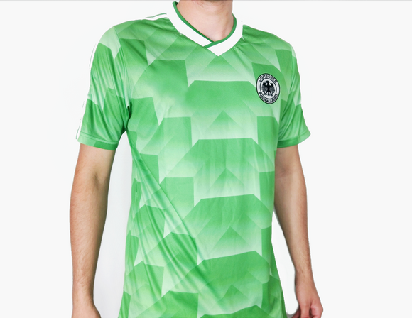 Germany - 1990 World Cup Away Shirt - the-retrosoccerlocker