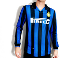 Inter Milan FC - 1997/98 Vintage Shirt - the-retrosoccerlocker