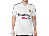 Real Madrid 2004 Kit - 04/05 Home Football Shirt - the-retrosoccerlocker