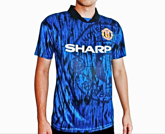 Manchester United - 1992/93 Retro Away Shirt