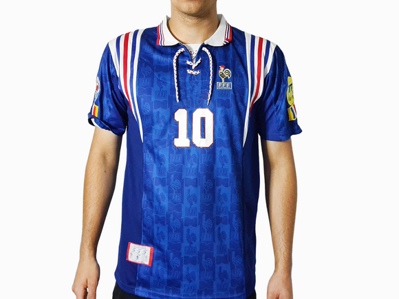 France - 1994 World Cup Shirt - the-retrosoccerlocker