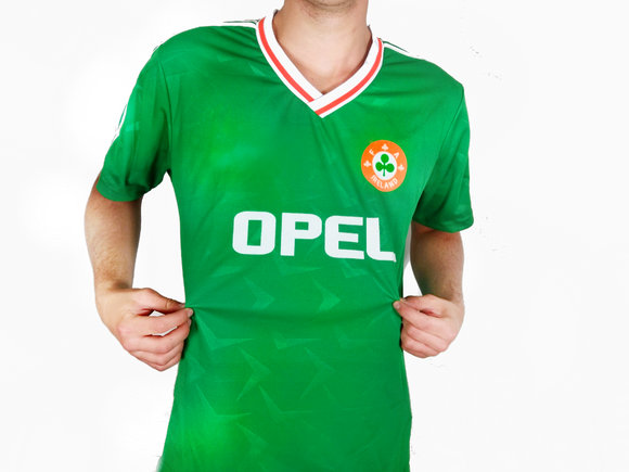 Ireland 1990 World Cup replica jersey