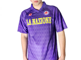 Fiorentina - 1989/90 Retro Football Shirt