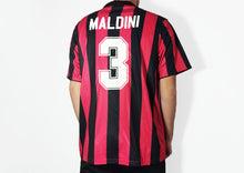 Load image into Gallery viewer, ac milan soccer jersey