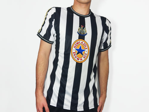 newcastle retro shirt