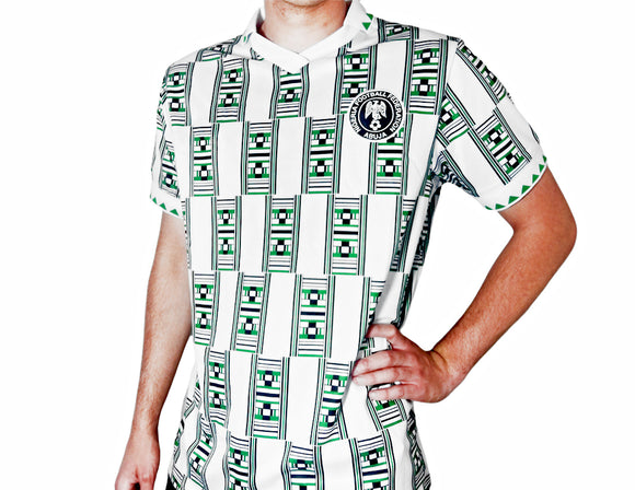 Nigeria 1994 Shirt retro okocha world cup kit