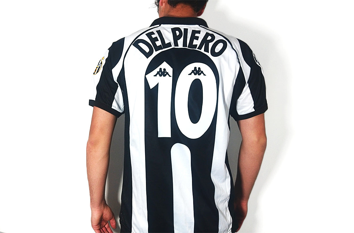Juventus Kappa Shirt 1997 Zidane Juventus Retro Football Kit The Retrosoccerlocker