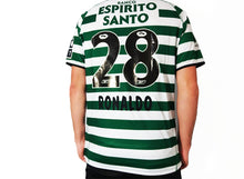 Load image into Gallery viewer, ronaldo sporting lisbon