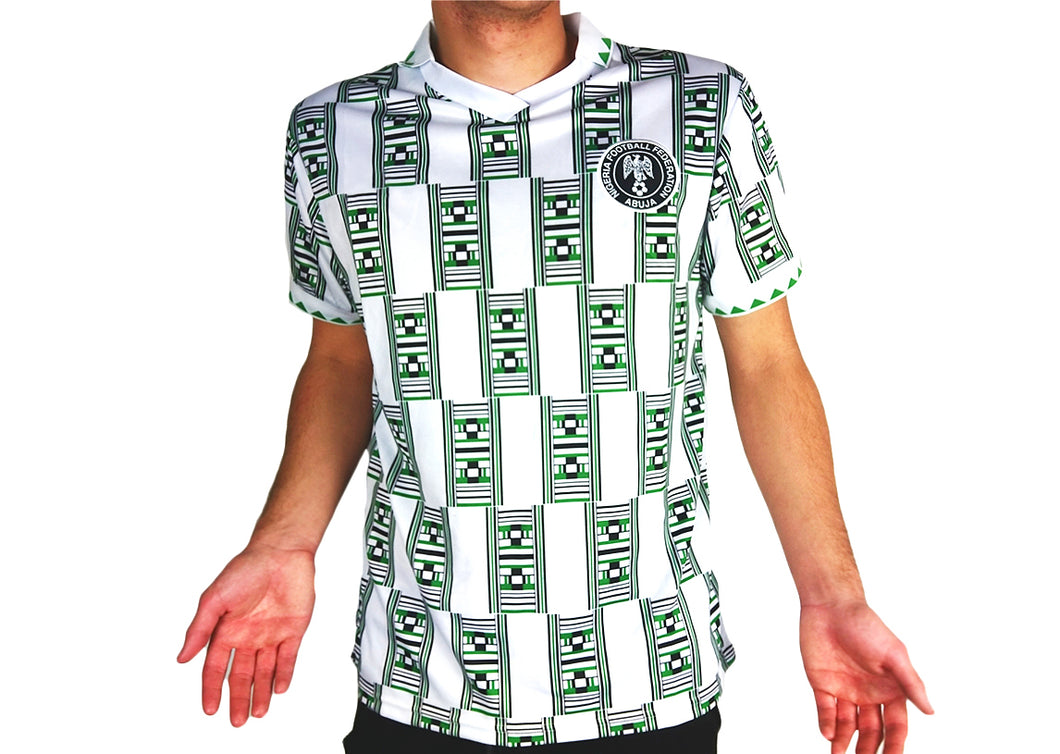 Nigeria - 1994 World Cup Shirt