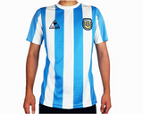 Argentina 1986 Shirt - World Cup Football Kit - the-retrosoccerlocker