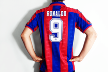 Load image into Gallery viewer, barcelona kappa jersey