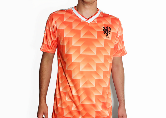 Holland - 1988 Retro Football Shirt - the-retrosoccerlocker