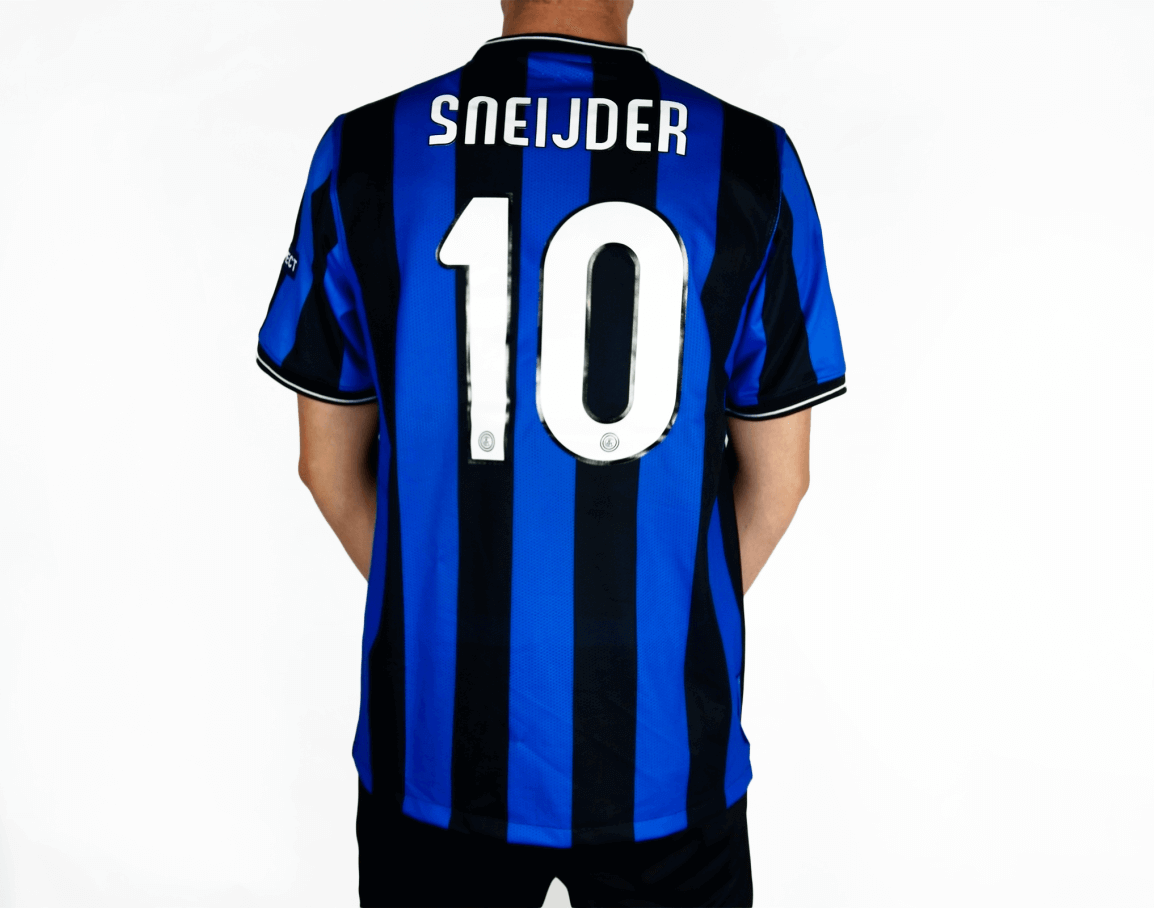 more photos f8356 8c395 Inter Milan 2010 Kit | Italian Retro Football Shirts – the ...