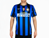 Inter Milan - 2009/10 Vintage Football Shirt - the-retrosoccerlocker