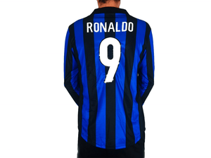 Inter milan retro jersey