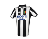 Juventus FC - 1997/98 Vintage Home Football Shirt - the-retrosoccerlocker